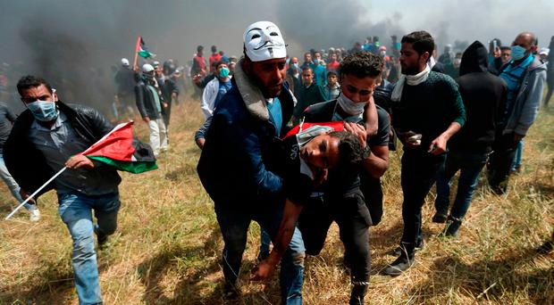 Israeli snipers shoot dead seven in latest protests at Gaza border