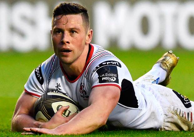 Ulster's John Cooney. Photo: Sportsfile