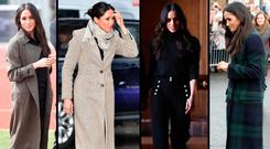 Meghan Markle's casual style