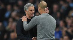 Jose Mourinho was gracious after his win at City, but he still made some pertinent points