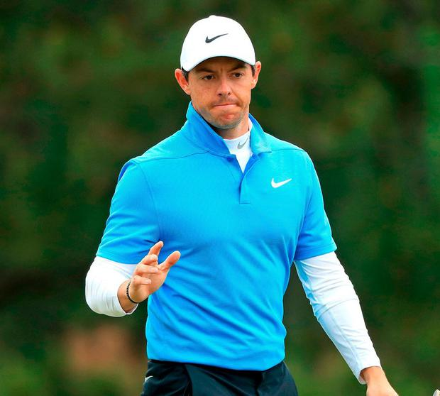 Rory McIlroy. Photo: Andrew Redington/Getty Images
