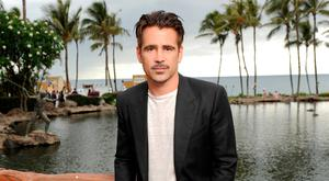 Colin Farrell is to be honoured by The Ireland Funds