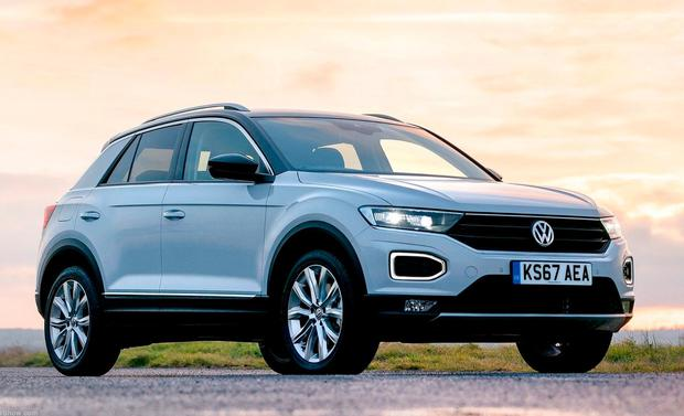 The new Volkswagen T-Roc: so good it does not need extras ...