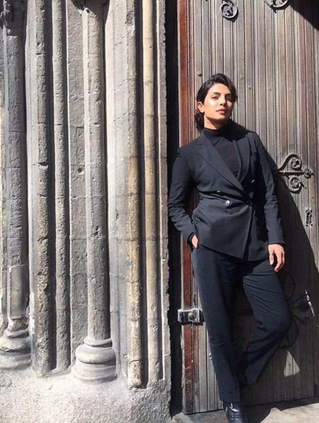 Priyanka Chopra in Dublin. Picture: Instagram