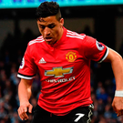 Manchester United's Chilean striker Alexis Sanchez. Photo: Getty Images