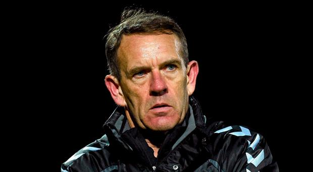 Derry City manager Kenny Shiels. Photo: Sportsfile