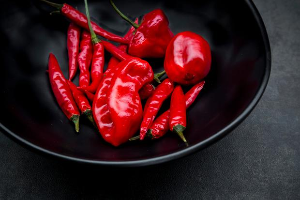 A man sought emergency treatment for excruciating headaches and neck pain after eating the world's hottest chilli. Stock Image: Getty Images