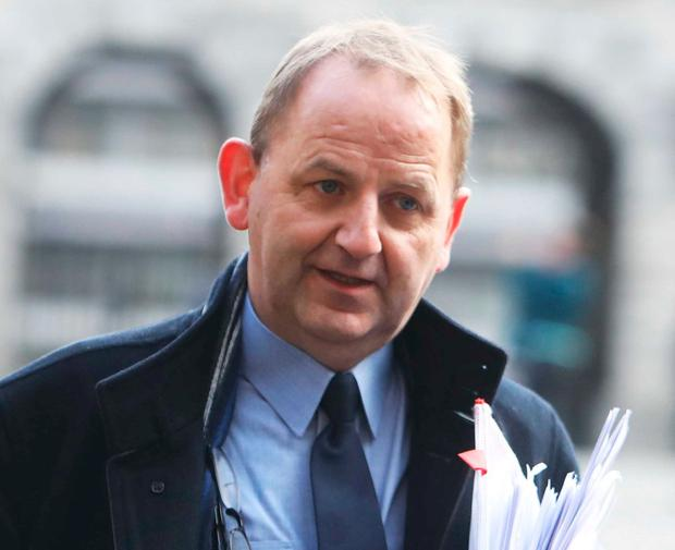 Maurice McCabe. Photo: Leah Farrell/ RollingNews.ie