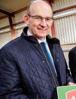 Dairygold CEO Jim Woulfe