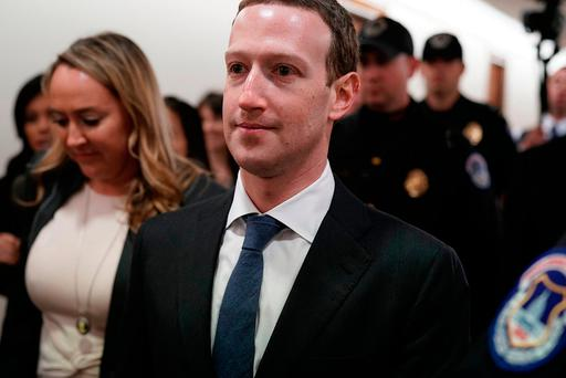 Facebook's problems are my mistake, says Mark Zuckerberg