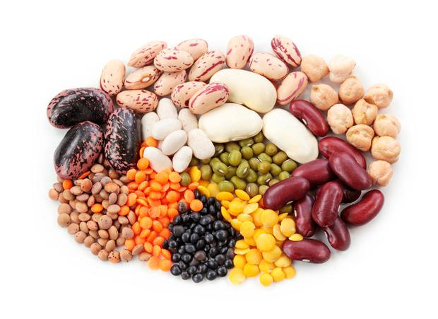 Legumes, are to be avoided on the low FODMAP diet
