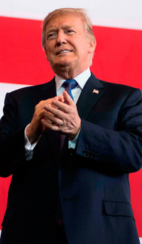 US President Donald Trump. Photo: Jim Watson