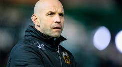 Northampton Saints' Jim Mallinder