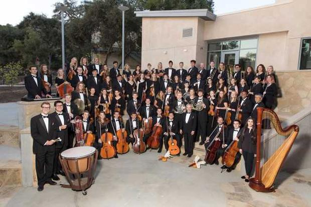 Westmont College Orchestra will play a free concert at Dublin's Christ Church Cathedral in May