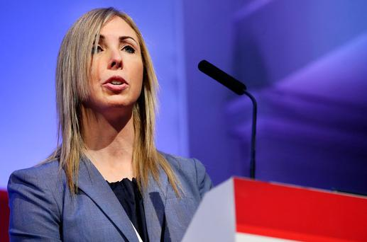 Helen Dixon Data Protection Commissioner for Ireland. Photo: Steve Humphreys