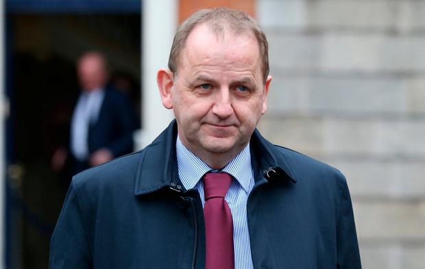 Sgt Maurice McCabe. Photo: Stephen Collins/Collins Photos