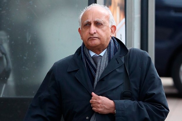 File photo dated 03/05/18 of Ajaz Karim, accused of sexually abusing students at a top private school between 1985 and 1993. Photo: Gareth Fuller/PA Wire