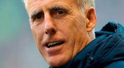 Ipswich Town manager Mick McCarthy. Photo: Chris Radburn/PA Wire.