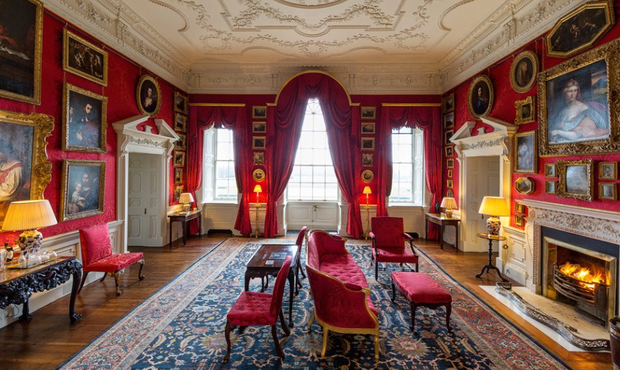The house is full of period features. Photo: Knight Frank