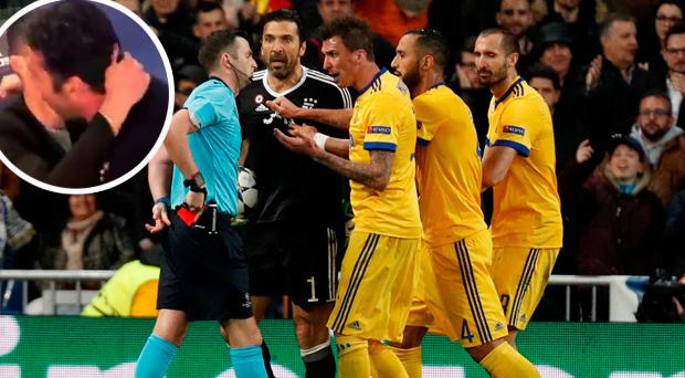 Gianluigi Buffon slams Michael Oliver, says referees shouldn't 'destroy dreams'