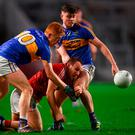 Tipperary and Cork will meet in the Munster SFC if Tipp can beat Waterford. Photo: Stephen McCarthy/Sportsfile