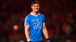 Diarmuid Connolly. Photo: Stephen McCarthy/Sportsfile