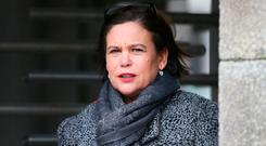 Sinn Féin would talk to 'all others', says Mary Lou McDonald