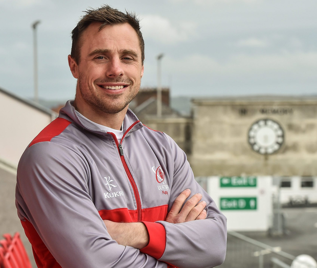 Tommy Bowe's career may be coming to an end but he is still desperate for Ulster to finish the season on a high. Photo: Sportsfile