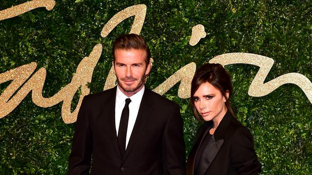 Victoria Beckham Confirms Royal Wedding Invite To James Corden