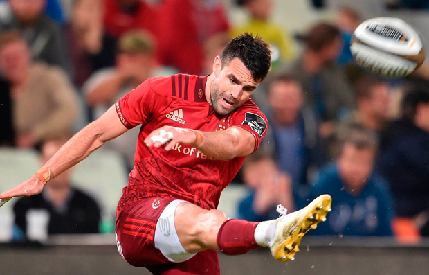 Munster's Conor Murray in action against the Toyota Cheetahs at Toyota Stadium in Bloemfontein, South Africa. Photo: Johan Pretorius/Sportsfile