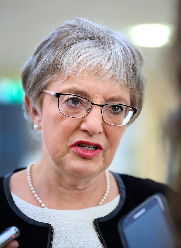 Children's Minister Katherine Zappone. Photo: Frank Mc Grath
