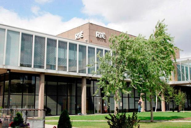 RTE HQ in Donnybrook