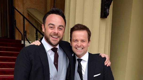BBC captures vehicle  crash outside Ant McPartlin's auto  crash court hearing