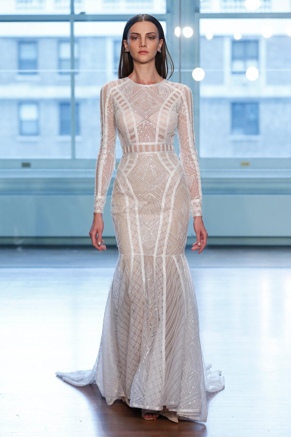 New York Bridal Market: Justin Alexander Spring 2019 wedding dress ...