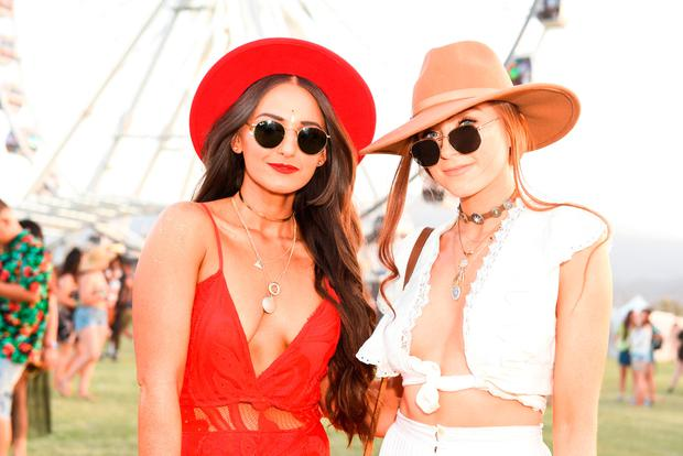 Coachella 2018 in pics: Musicians, celebs and fashionistas