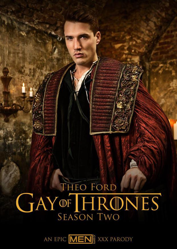 Promo pic for Gay of Thrones