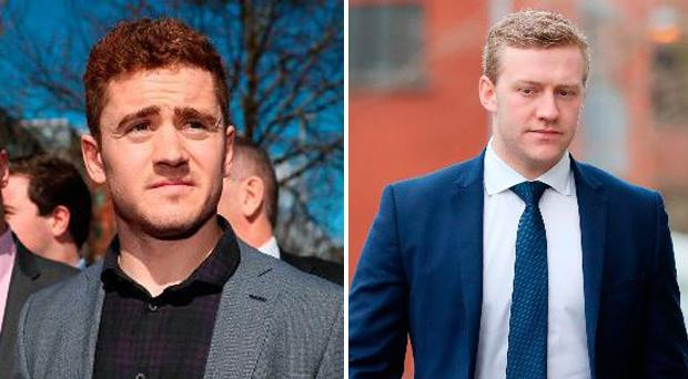 Paddy Jackson and Stuart Olding will leave Ulster