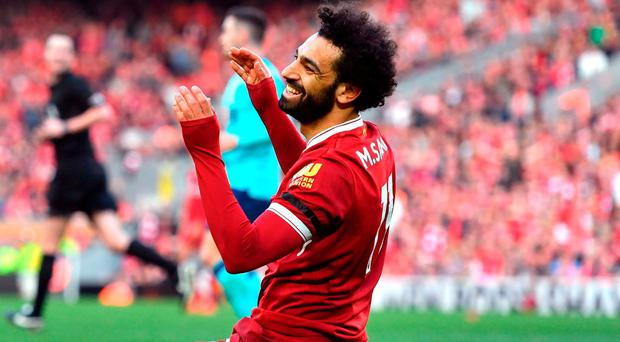 Salah, De Bruyne lead 6-man PFA Player of the Year shortlist