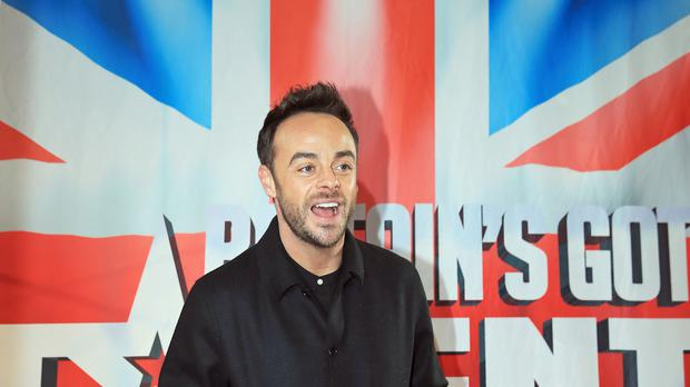 Anthony McPartlin (Peter Byrne/PA)