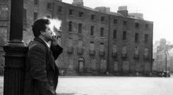 SOUL-DESTROYING: Many of Dublin's greatest writers, like Brendan Behan, once languished in bedsits — but soon only the wealthy will be able to afford city living