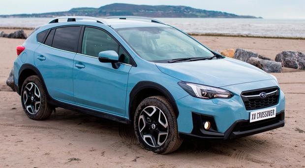 COMFORT: The new Subaru XV has the feel of a well-built car