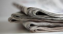 Newspapers and news organisations have a rich heritage, much of it told in headlines. (Stock photo)