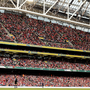 Liverpool and Athletic Bilbao at the Aviva Stadium in Dublin