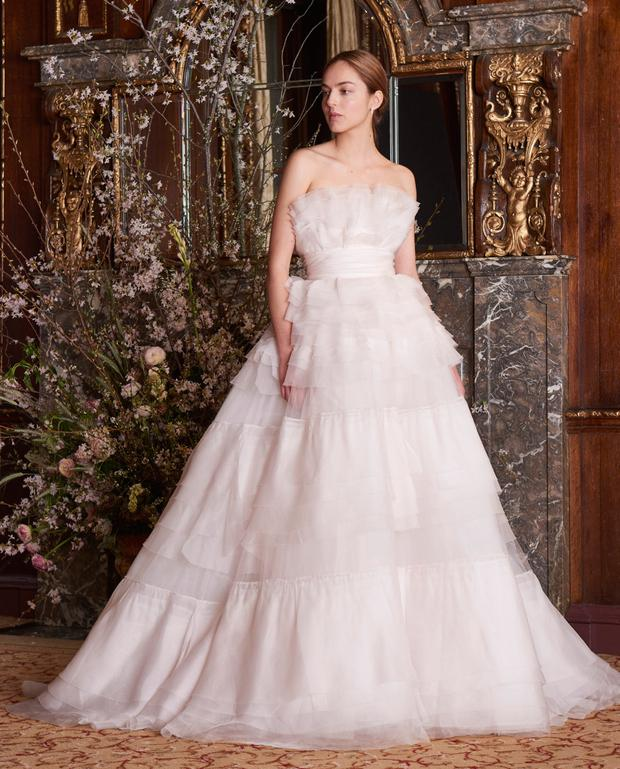 Wedding Gowns In New York: New York Bridal Fashion Week: Wedding Dresses For The