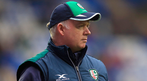 Declan Kidney has returned to professional sport after a five-year hiatus. Photo: Getty Images