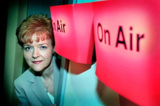 Ursula Halligan came out just before the gay marriage referendum. Photo: Colin O'Riordan