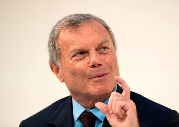 Martin Sorrell. Photo: Justin Tallis/AFP/Getty Images