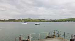 Two young boys were pulled from the water in Passage West over the weekend by a passer-by. Pic: Google Maps