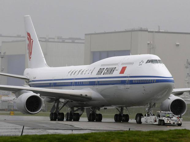 An Air China flight was forced to make an unscheduled landing after a passenger held a flight attendant hostage with a fountain pen