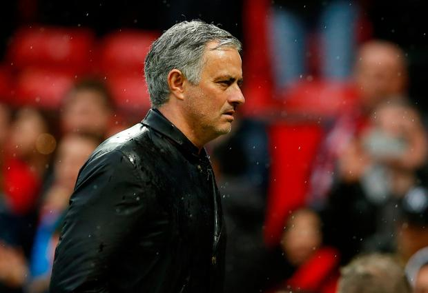 Jose Mourinho. Photo: REUTERS